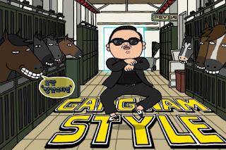 Chord Gitar Gangnam Style - PSY