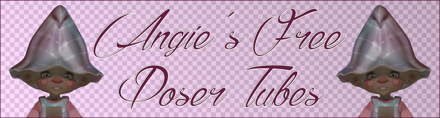 *Angie's Free Poser Tubes*
