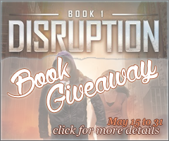 Disruption Promo Giveaway