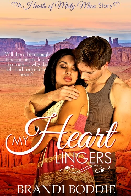 My Heart Lingers (A Hearts of Misty Mesa Story)