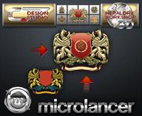 3D Heraldry Service