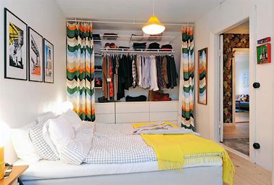 diseño armario dormitorio