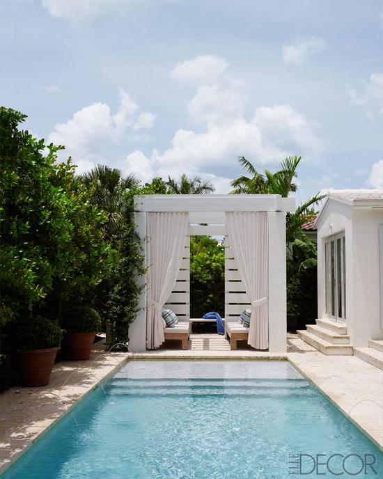 Carlos Aparicio's pool