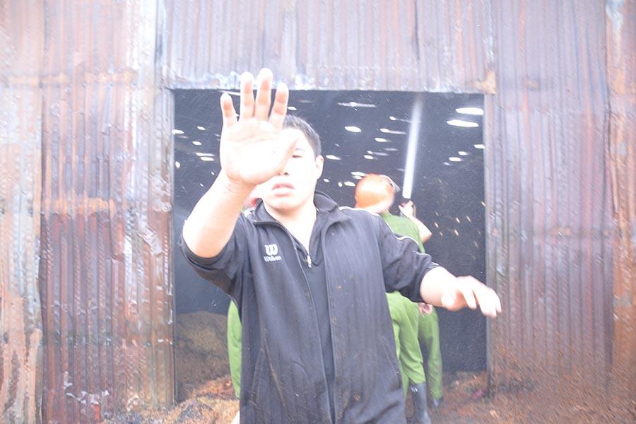 TP. Pleiku: Thêm một xưởng gỗ phát hỏa