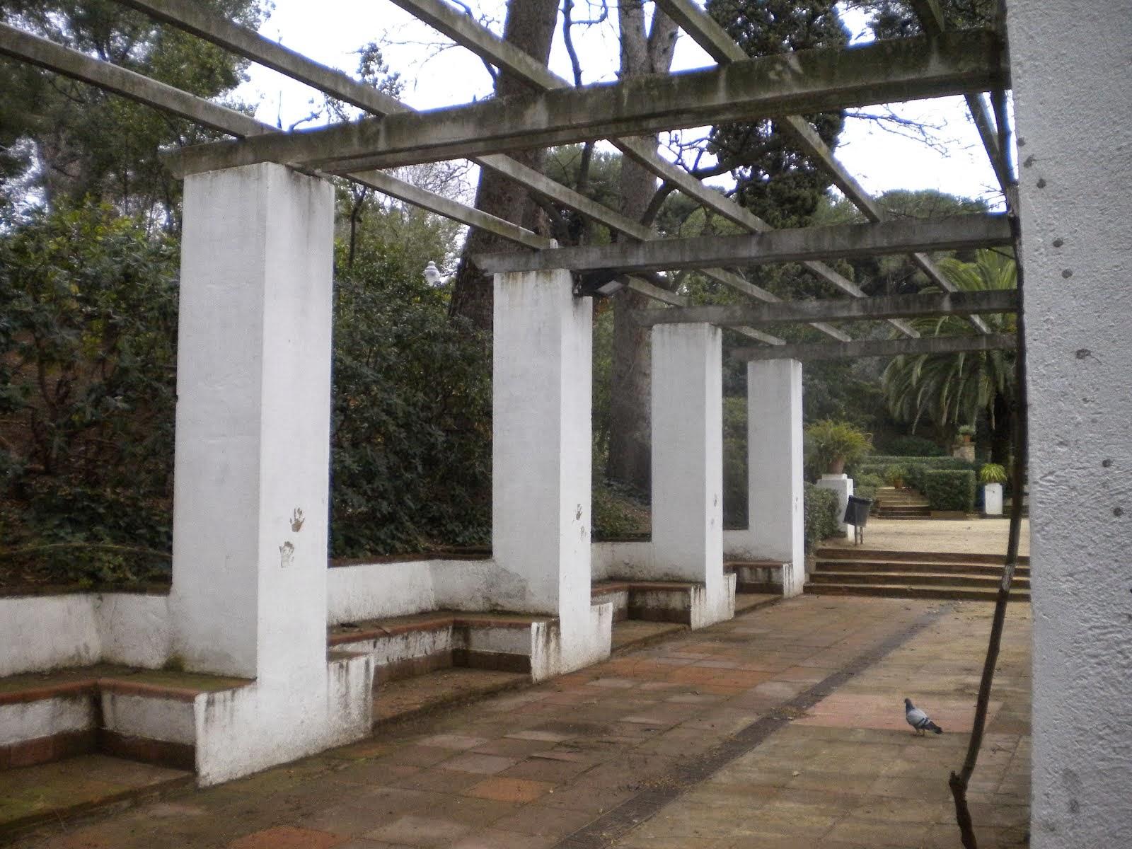 Jardins Laribal. Febrer I 2014