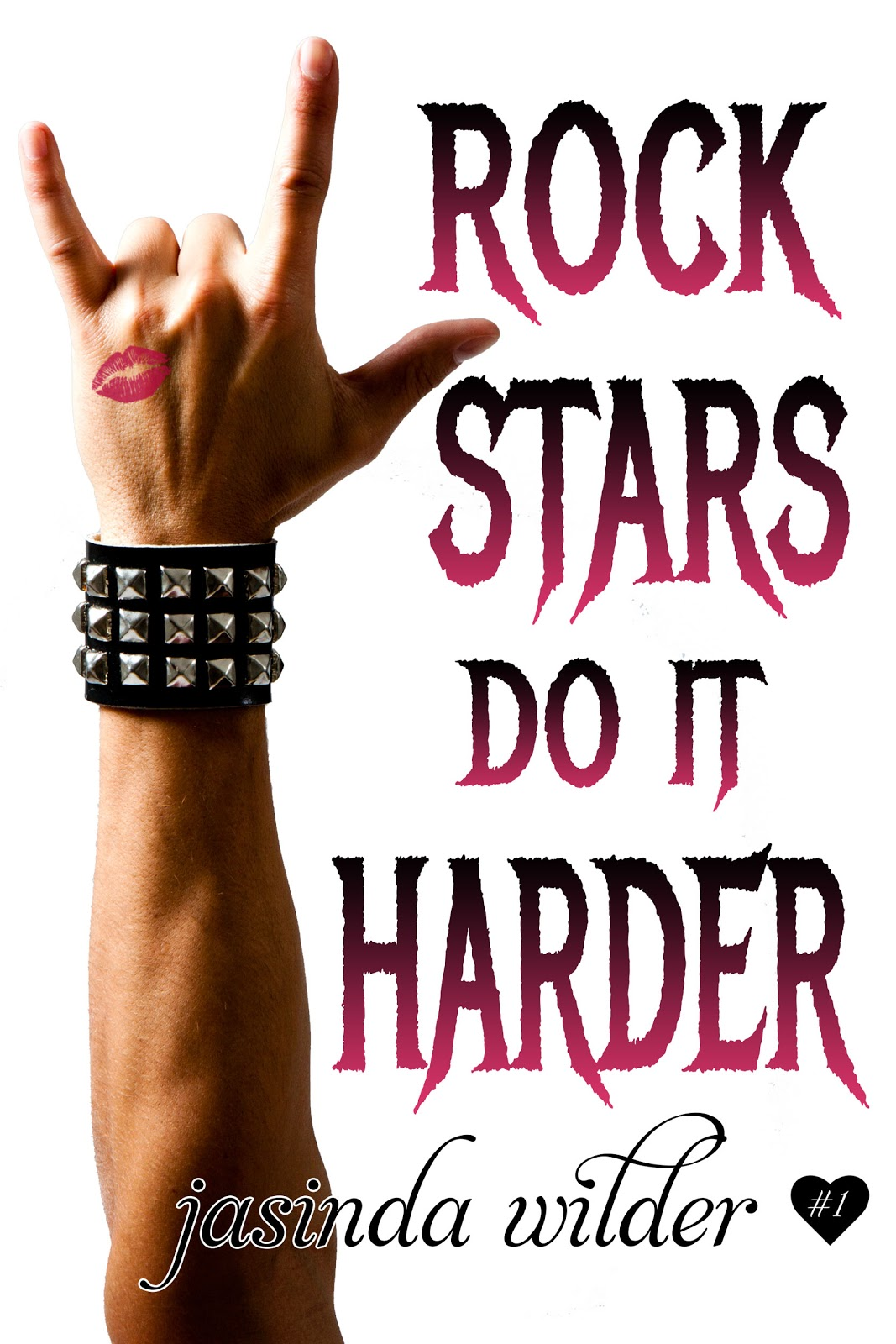 Happy New Year and Happy Rock Stars Release Day! | Author Jasinda Wilder