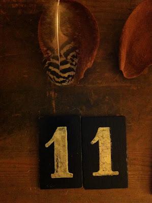 Number 11 bei Zierrat und Gold