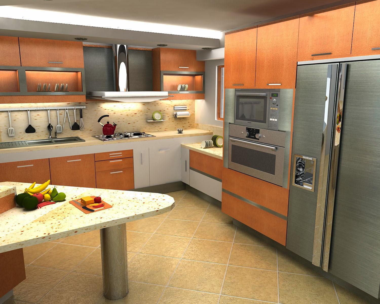 Cocinas modernas - Estilos de cocinas ...