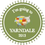 Yarndale 2013