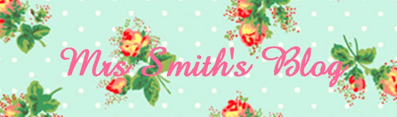 Mrs Smith's Blog