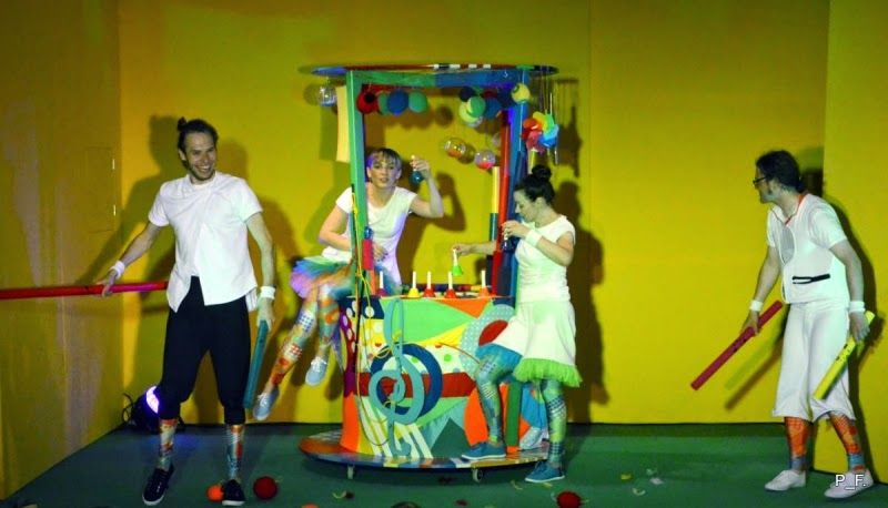 Baj Pomorski, teatr dla najmłodszych dzieci, Toruń