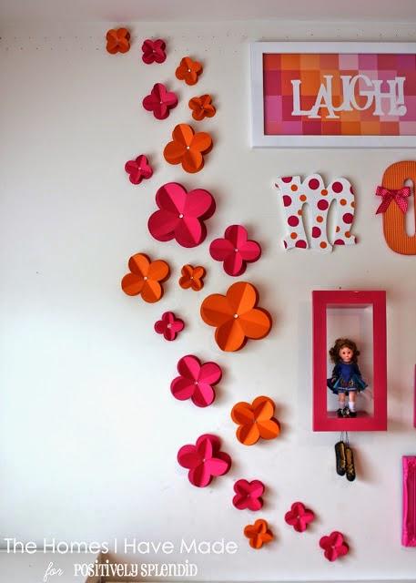 Cara membuat hiasan dinding dari kertas - Desain Rumah dan Interior ...