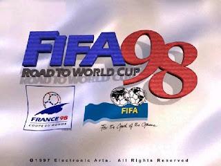 Salio el FIFA '98
