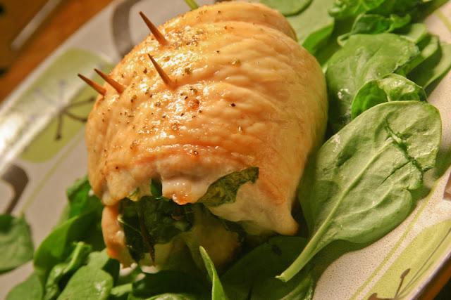Chicken Kieve, Buttered Chicken