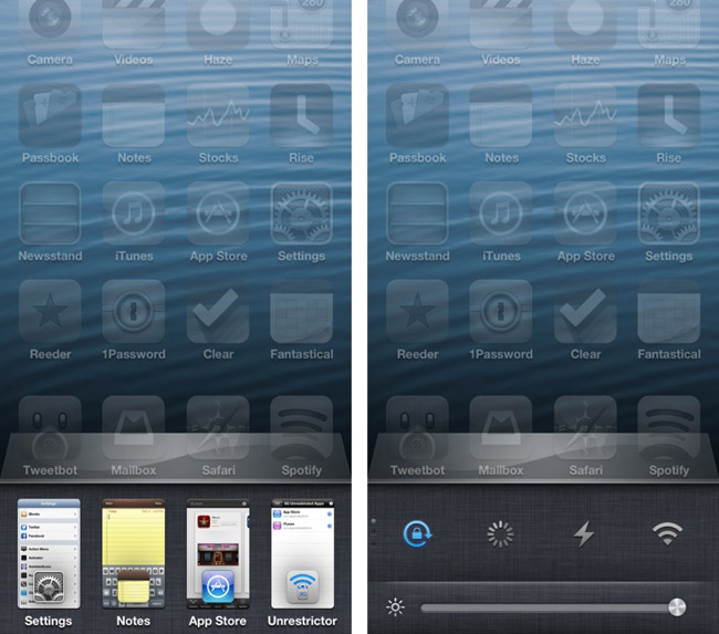 Auxo jailbreak tweak review