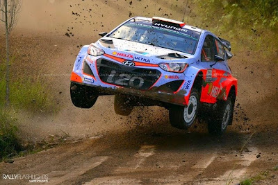 WRC Xion Rally Argentina 2015
