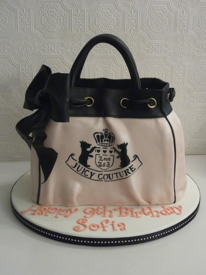 Jadore Cakes Co Designer Purse Cake Class