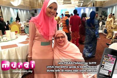 Ibu, Liyana Jasmay, Enggan, Komen, Isu, Foto, Pra, Perkahwinan, Artis Malaysia, Hiburan, Malaysia,