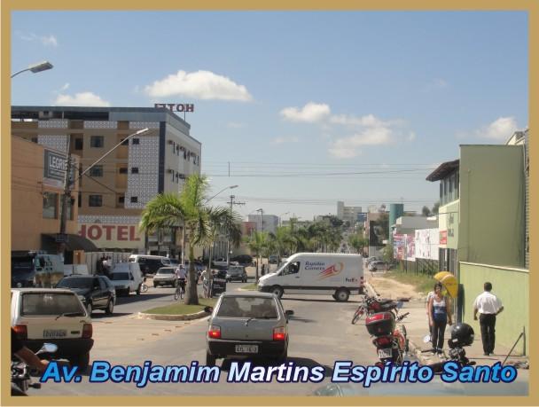 Av. Benjamim Martins do Espírito Santo
