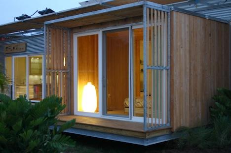 Casas bioclimaticas prefabricadas