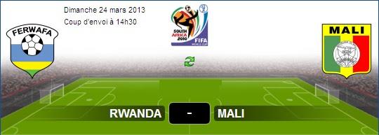 ... Match En direct Rwanda vs Mali Sur Al jazeera sport Le 24-03-2013