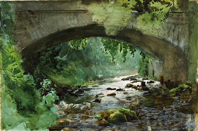 how to become master of watercolor painting