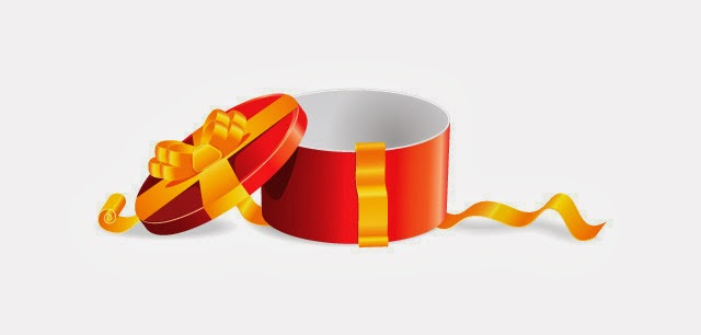 A Vector Gift Box