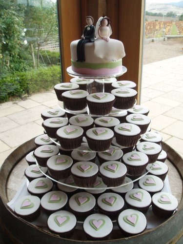 Delicious Wedding Cake Cupcakes Ideas Delicious Wedding ...