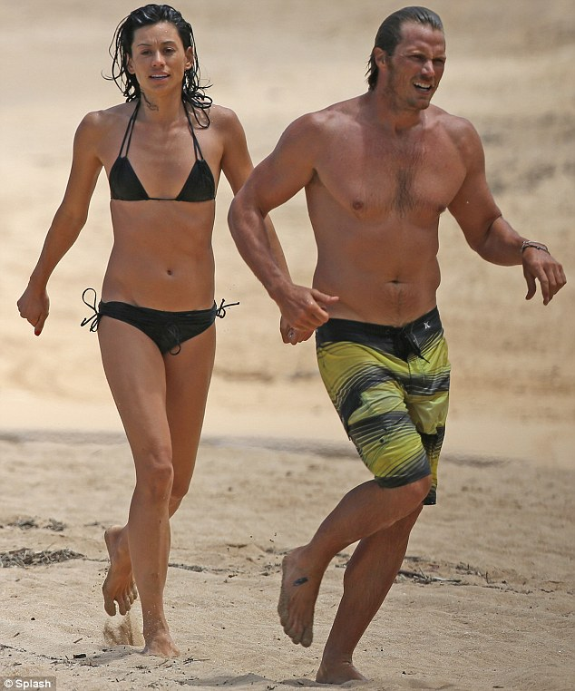 ... Craig's ex fiancée Satsuki Mitchell has been spotted holidaying with Sex ...