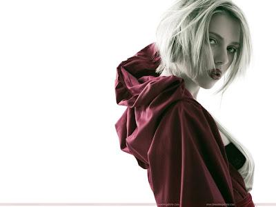 Scarlett Johansson American Actress Wallpaper