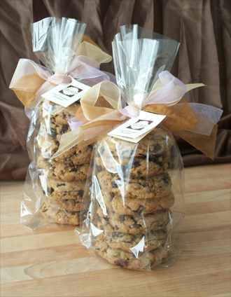 Ask cynthia wedding inspirations cookie favors - Paquet cadeau original maison ...