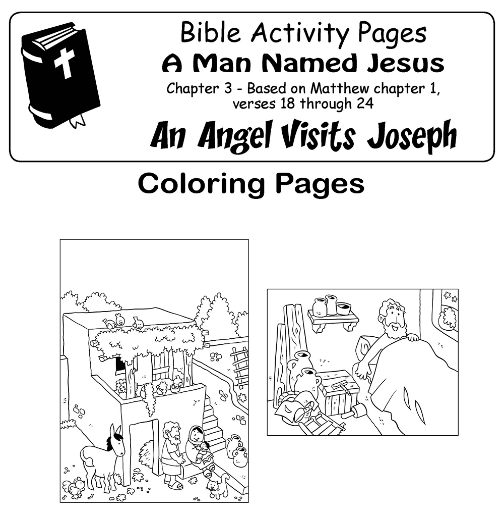 My Little House: Bible Comic - 2 new chapters