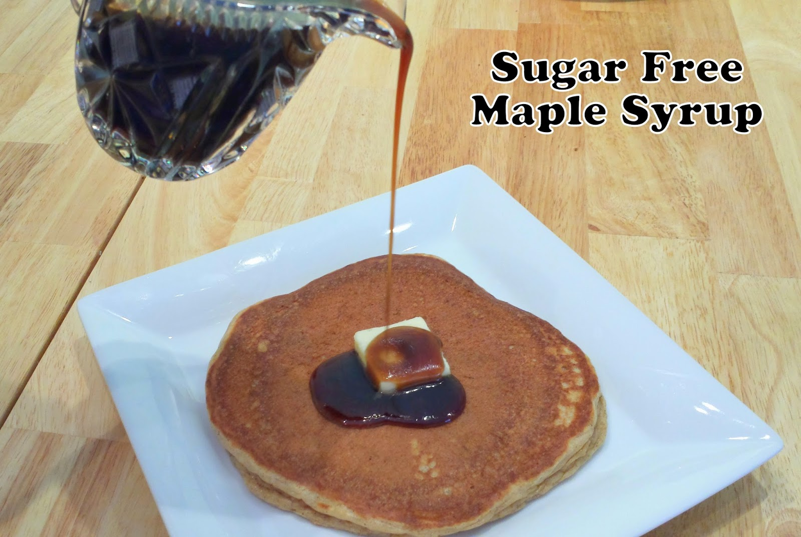 Easy Peasy Maple Syrup