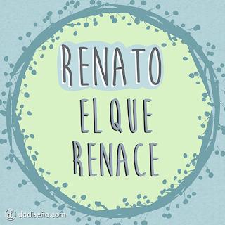 Significado de Renato