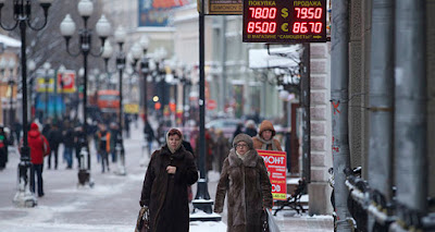 Rusia Sesungguhnya Alami Kehancuran