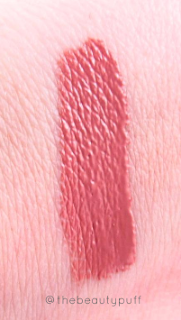 kismet elope swatch - the beauty puff