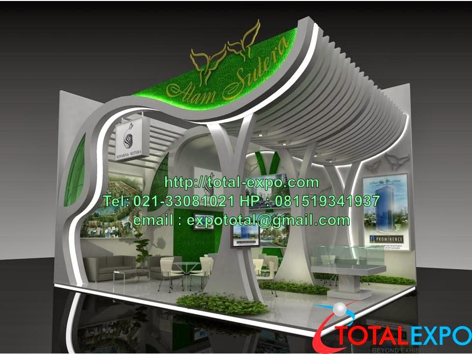Design Booth Pameran - Desain Booth Unik - Pembuatan Booth Harga