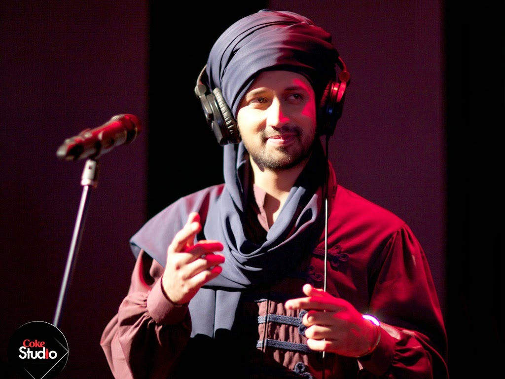 Atif Aslam Coke Studio Guitar Video Songs