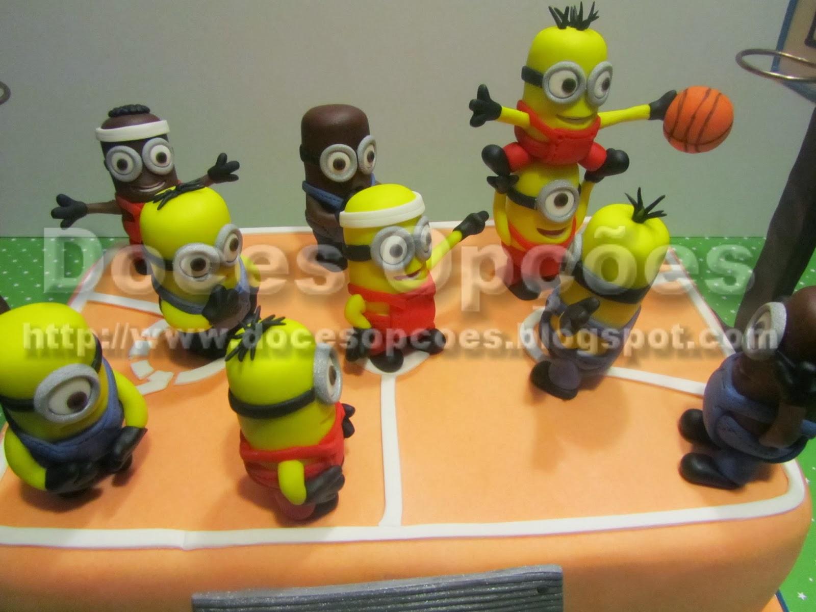 bolo basket Minions