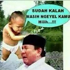 Prabowo Ngeyel