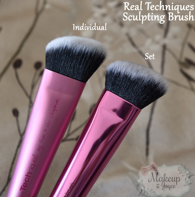 Real Techniques Angled Contour Brush Review