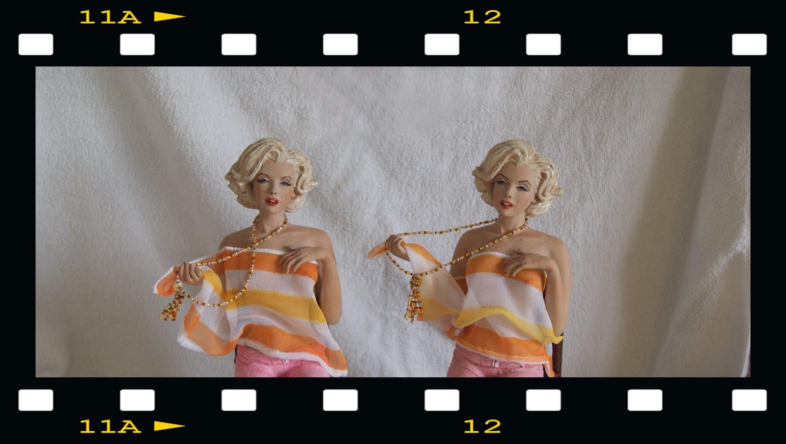Marilyn Monroe Last Photo Session