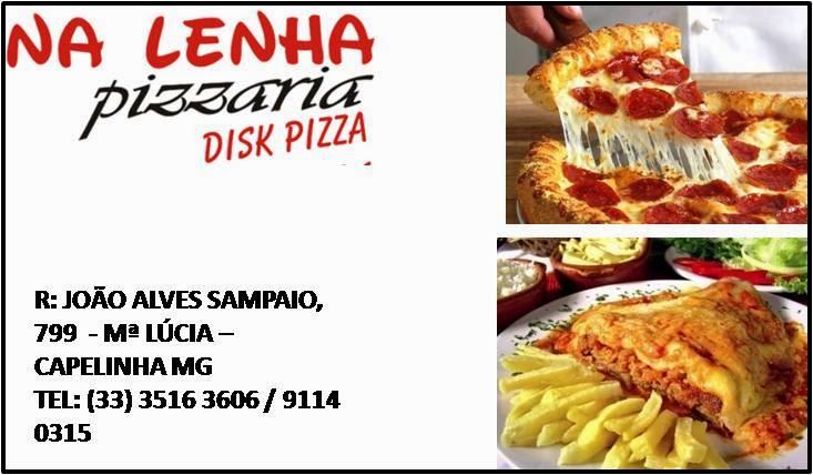 Na Lenha Pizzaria