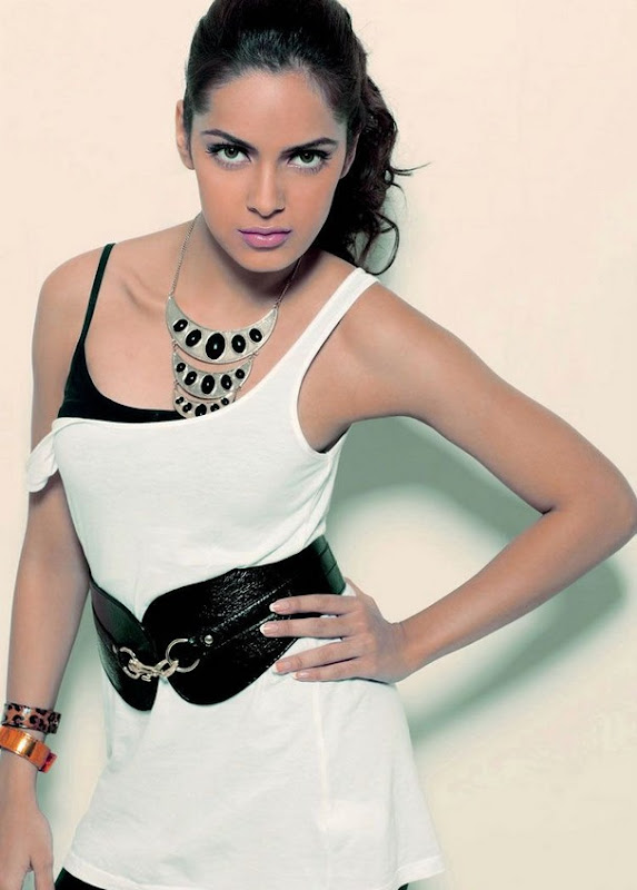 Shazahn Padamsee new latest HQ wallpaper collection  Photoshoot images