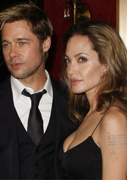 Angelina Jolie - Brad Pitt nanny job is no easy task