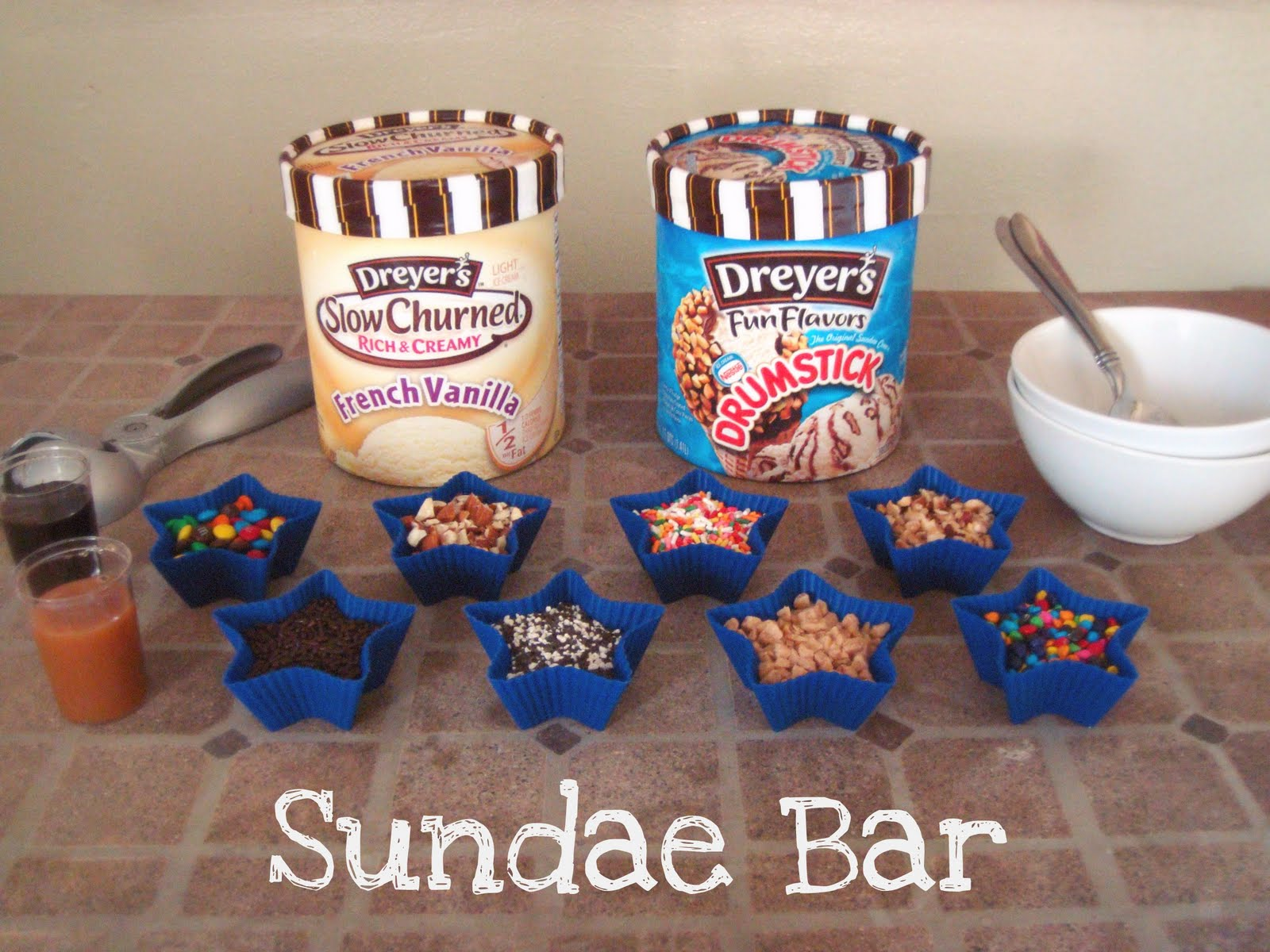 sundae Bar 28 Images Enlove With Life Tori S Baby