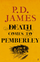 Book cover of Death Comes to Pemberly by P.D. James