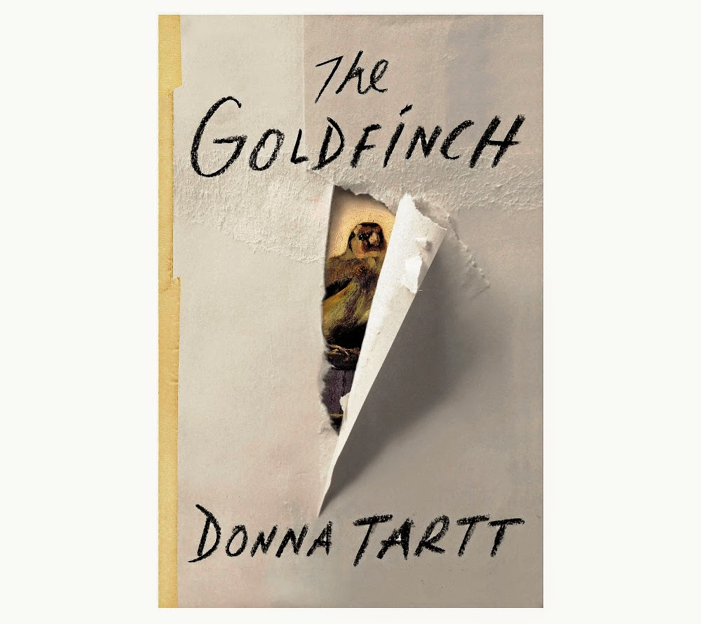 http://www.amazon.com/Goldfinch-Pulitzer-Fiction-National-Finalists/dp/0316055433/ref=sr_1_1?s=books&ie=UTF8&qid=1420044996&sr=1-1&keywords=the+goldfinch