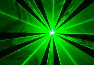 Bahaya Pointer Laser Sinar Hijau