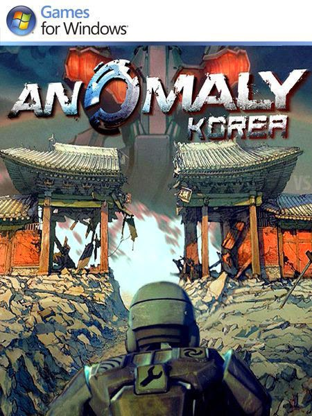 Anomaly Korea PC Game with crack